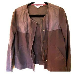 Edgy black jacket
